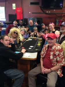 80's Themed Tag Team Tournament at Neisen's Bar and Grill in Savage