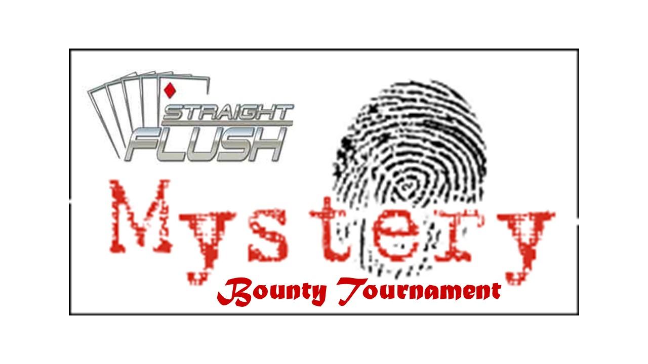 Mystery bounty poker